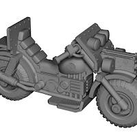 28mm Astro bike