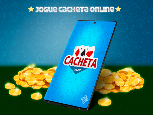 Cacheta Gin Rummy Online  screenshots 5