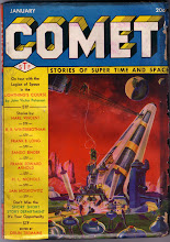 Photo: Comet Stories of Super Time and Space 194101