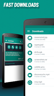Download Manager for Android- screenshot thumbnail
