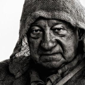 by Lilian Liliy Lu - People Portraits of Men