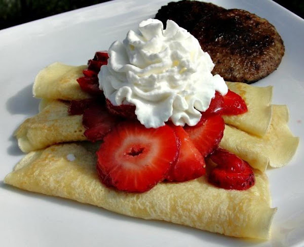 Crêpes De La Chandeleur (candlemas Pancakes) Recipe