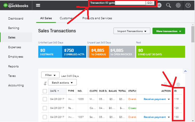 UI Power Tools for QuickBooks Online