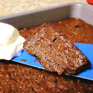 Chocolate Pecan Brownies - Low Carb