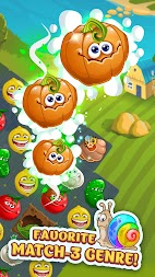 Funny Farm match 3 game APK screenshot thumbnail 9