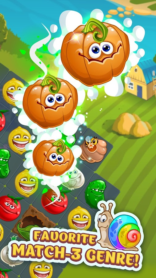 Funny Farm Spiel