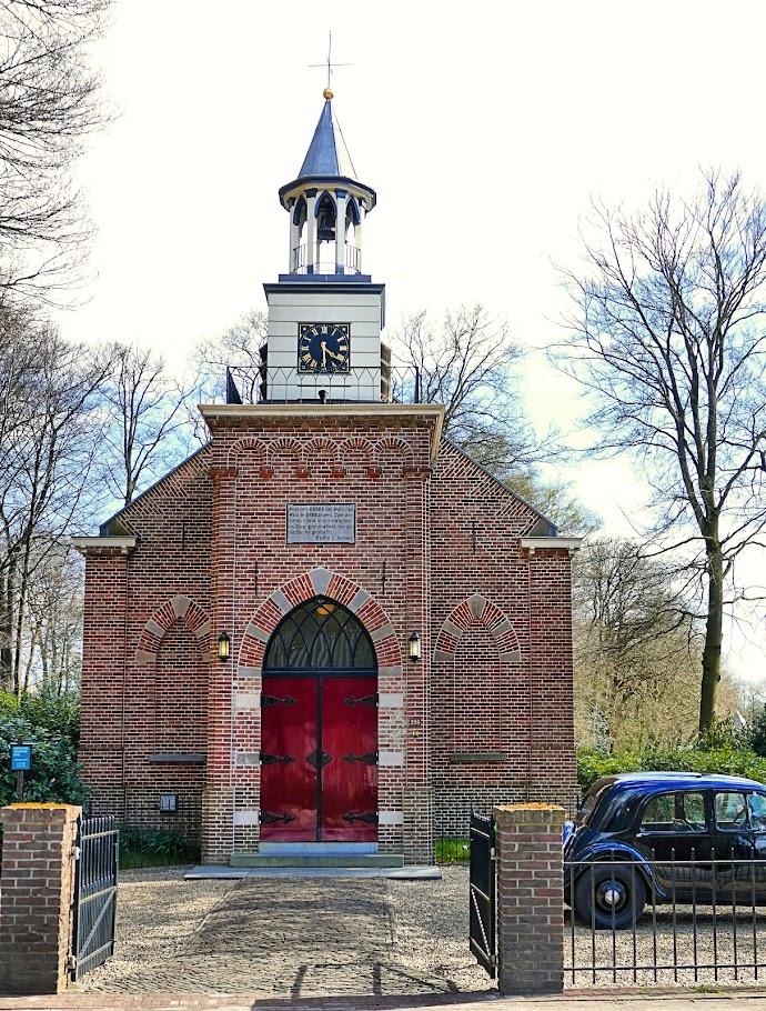 Aangeboden door: Stichting Microtoerisme InZicht Fotoblog Staverden kapel kerk