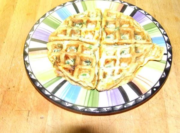 Omelit Waffle Recipe