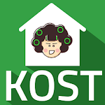 MAMIKOST, kost/room Finder App Icon