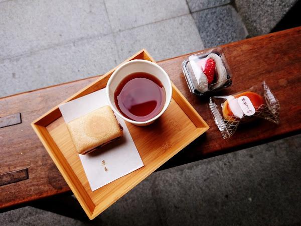 滋養豆餡舖:餡料是和果子的生命 百年老店傳承美味-台北大橋頭 Kao空食客