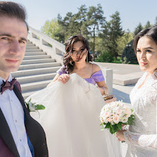 Wedding photographer Sergey Zorin (szorin). Photo of 28.11.2018