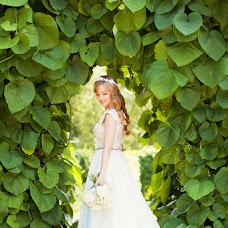 Wedding photographer Oksana Nazarchuk (aprilante). Photo of 12.10.2015