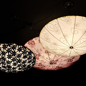 For rain and shine by Beh Heng Long - Artistic Objects Healthcare Objects ( umbrella,  )
