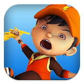Face Crush Boboiboy