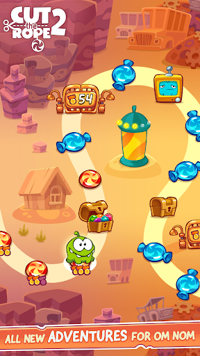 Cut the Rope 2 screenshot 6