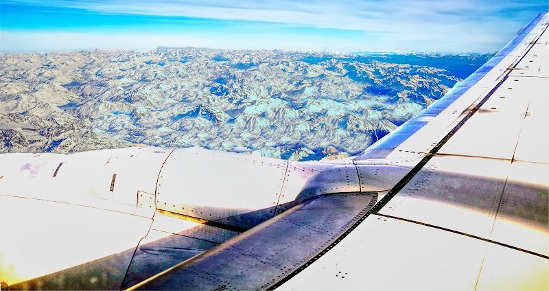 Jet sopra la neve  di oscar_costantini