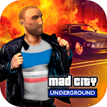Mad City Underground Metro Escape Sandbox Icon