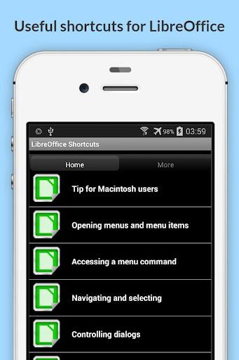 Free LibreOffice Shortcuts