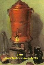 Photo: genre-Jean Baptiste Simèon Chardin