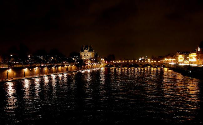 Paris, la nuit... di MarinaF