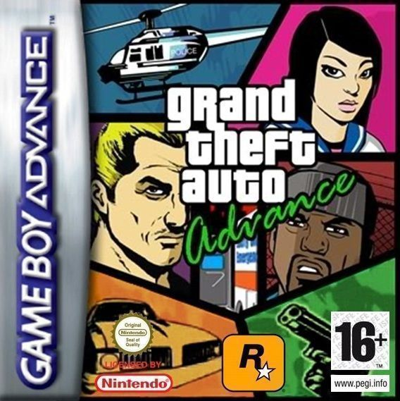 Image result for gta advance