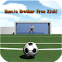 Muscle Brother Free Kick! APK icon