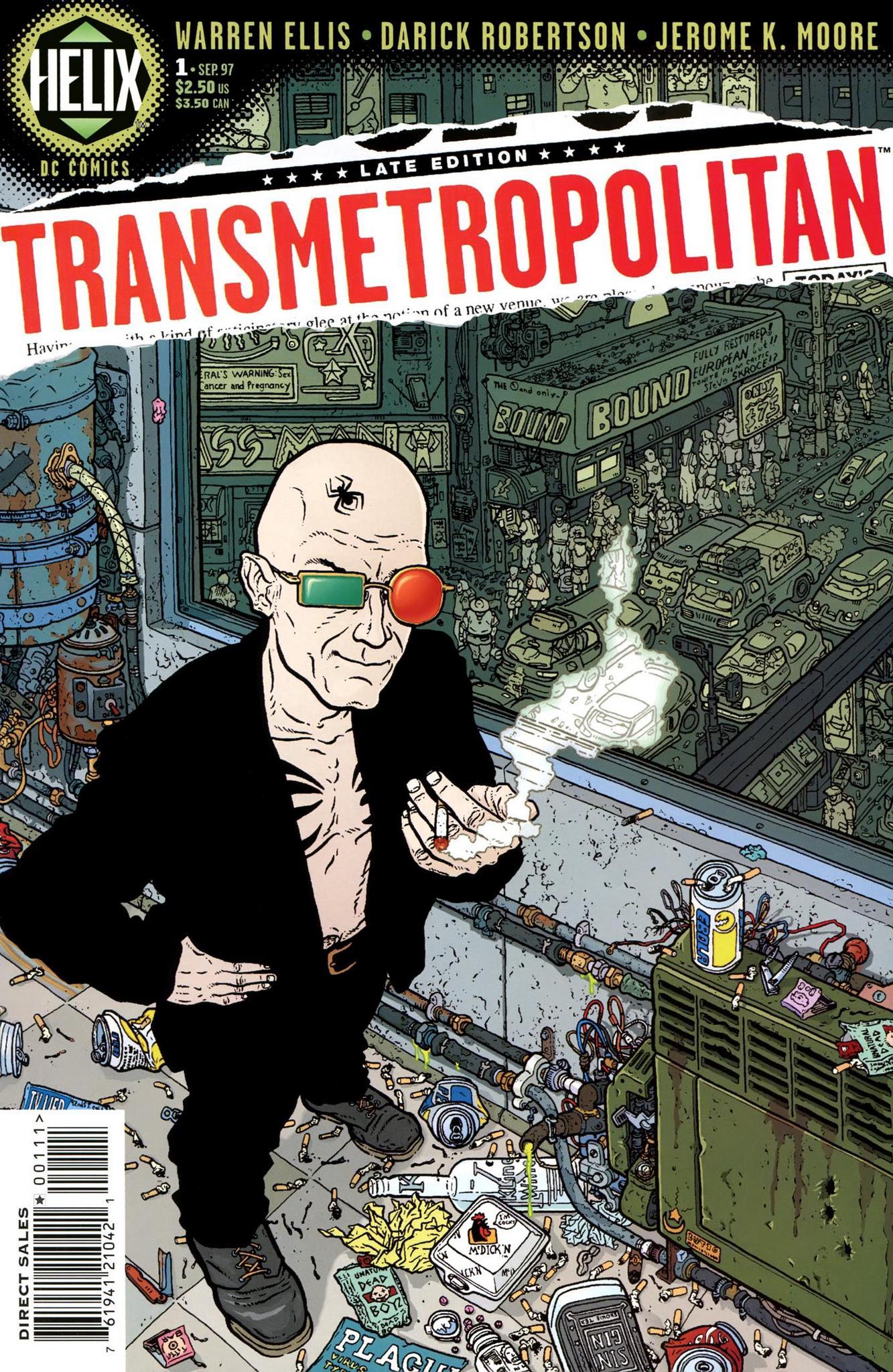 Transmetropolitan (1997)