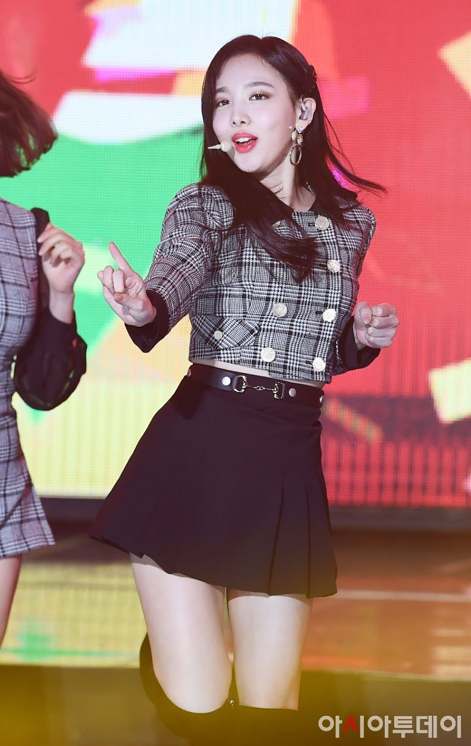 nayeon plaid 37