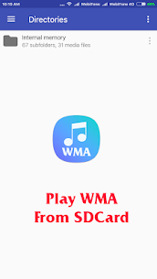 WMA Music Player App Download For Android 2