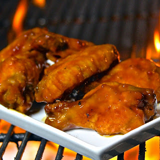 Grilled Inferno Wings