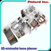3D Minimalist Home Planner