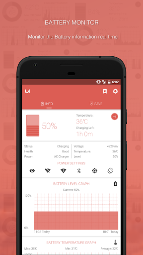 Battery Manager (Saver) v1.7.4 [Paid]