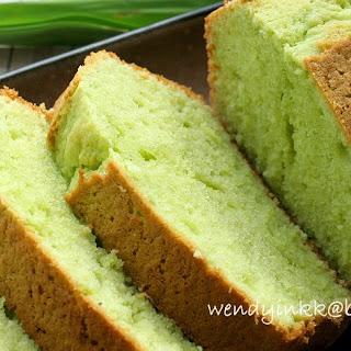 Cocopandan Cake.