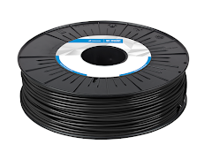 BASF Black Ultrafuse ABS Fusion+ 3D Printer Filament - 2.85mm (0.75kg)
