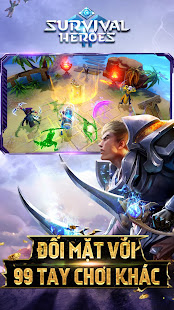 Game Survival Heroes Gamota - Liên Minh Sinh Tồn APK for Windows Phone