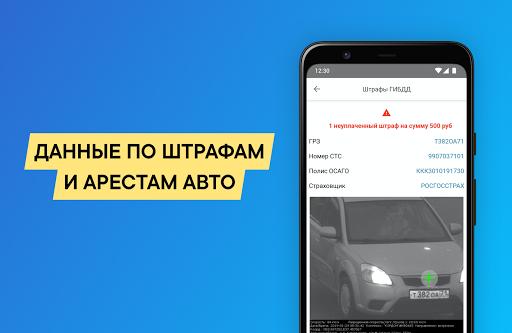 Checking cars on VIN and GOSNOMER 12.21 Screenshots 9