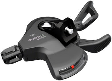 Shimano Deore SL-M6100-R Right Shift Lever - 12-Speed, RapidFire Plus, Optical Gear Display alternate image 1