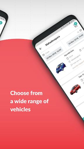 Drivezy - Car, Bike & Scooter Rentals  screenshots 3