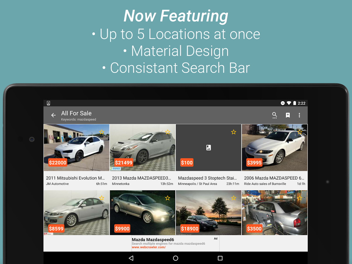 Postings craigslist app android apps on google play