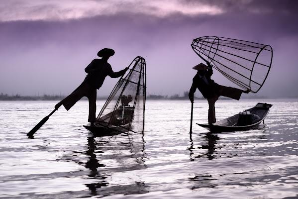 Inle Lake, Myanmar di ianna