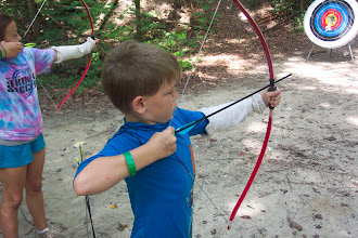 Photo: Archery Camp Toccoa