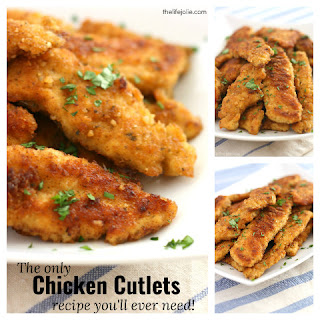 Chicken Cutlets Recipes.