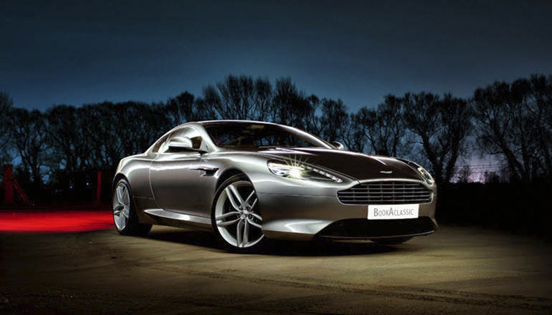Aston Martin DB9 Virage Hire Walsall