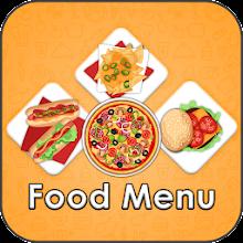 Food menu Download on Windows