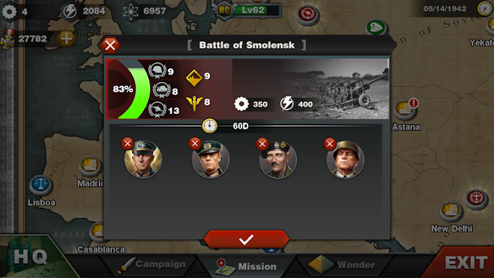 World Conqueror 3 - screenshot
