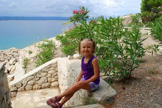 Photo: mała modelka :D