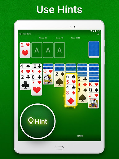 Solitaire u2013 Classic Klondike Card Game 1.1.0 screenshots 8