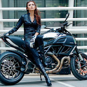 Diavel by Nassery Naz - People Fashion