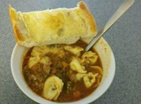 Papa Star's Tortellini Soup Recipe