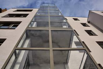 Photo: Loggiaanbau Glas-StahlWien 21